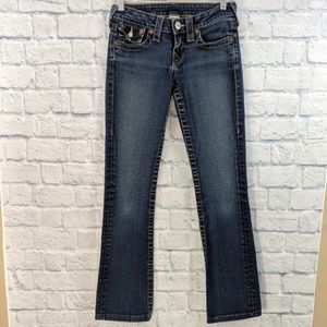True Religion Becky Bootcut Jeans - Size 25